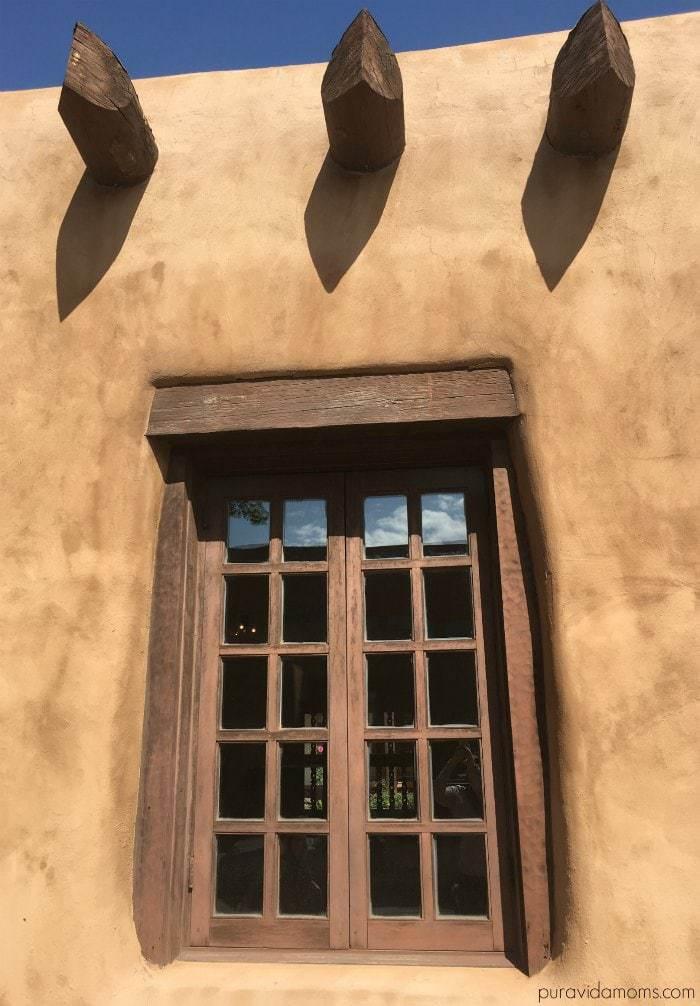 Santa Fe New Mexico Old Town