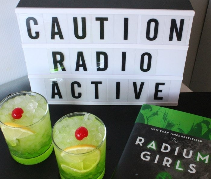 Cocktail Recipe Radium Girls