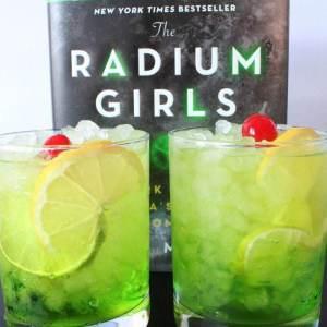 The Radium Girls Radioactive Cocktail Recipe