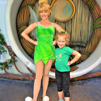 How To Make an Adorable Tinker Bell Iron On Shirt