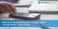 What is an Accounts Payable Turnover Ratio ...