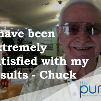 Satisfied Chuck