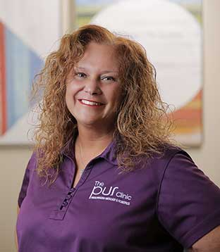 Kelly Lewkowitz, PUR Clinic, Scheduler