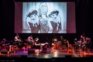 The Triplets of Belleville on Screen with Orchestra