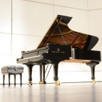 Steinway D Concert Grand in Loeb Playhouse