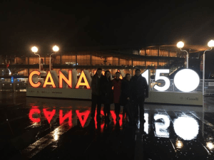 CANA sign