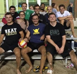 Zucrow Student Association Volleyball