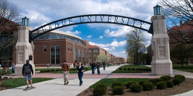 Purdue University - Indiana's Land Grant University
