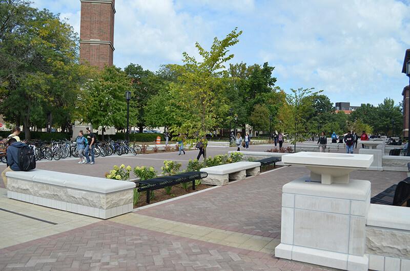 Purdue project receives landscape architecture design award - Purdue University News