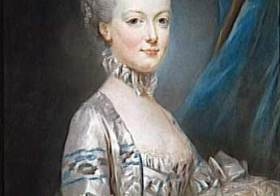 Marie-Antoinette, première cosméto addict