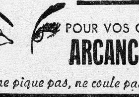 Pour vos cils : Arcancil