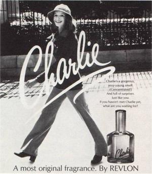 revlon pub vintage Charlie 1973
