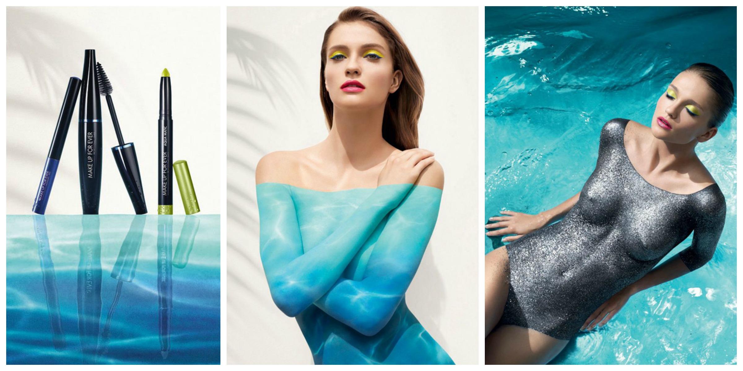 make up for ever aqua matic 2014 Make Up For Ever : la marque de make up la plus arty a 30 ans