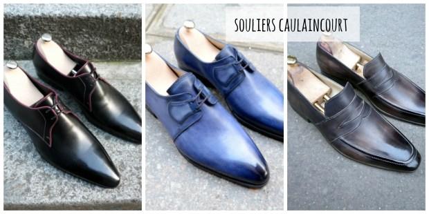 souliers caulaincourt