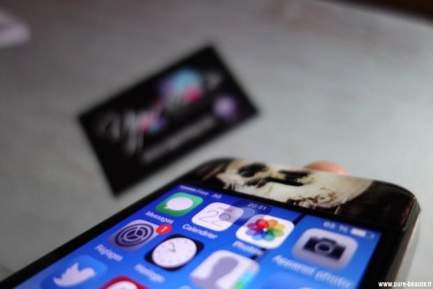 UpperBag skin iphone4