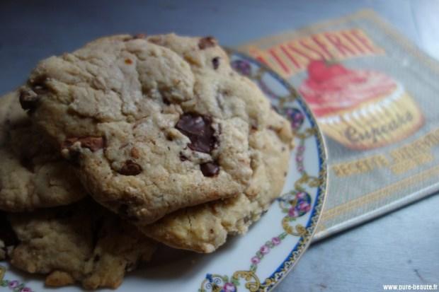 cookie laura todd - la recette