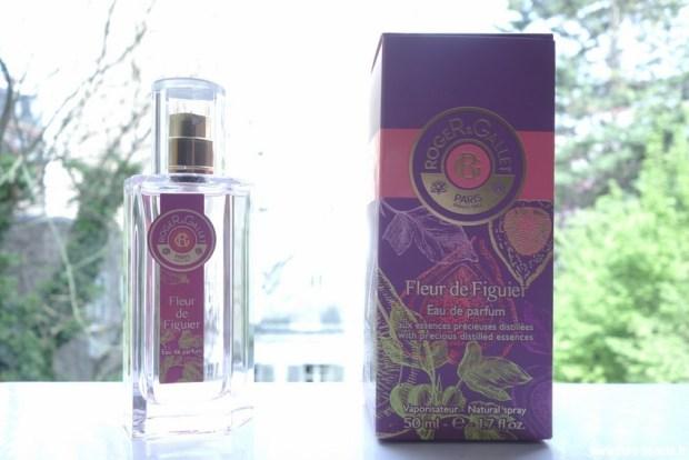 Eau de parfum Fleur de Figuier Roger & Gallet