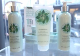 Fuji Green Tea : la cérémonie du thé selon The Body Shop