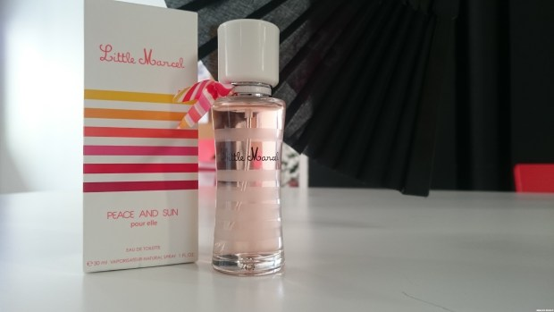 Little Marcel parfum peace and sun