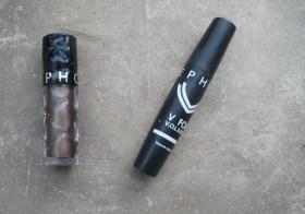 Mes nouveautés maquillage Sephora préférées : Outrageous Eyeshadow et Mascara V