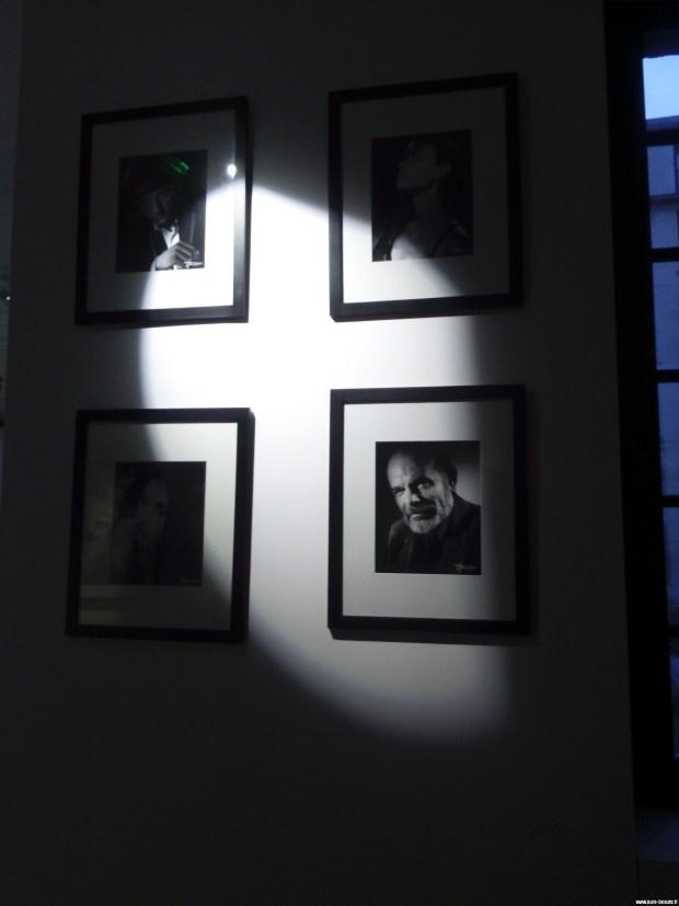 Studio Harcourt un jeu d'ombres et de lumières