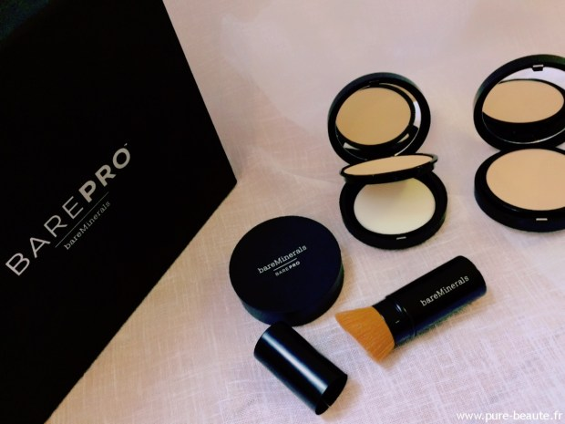 barepro et core coverage brush