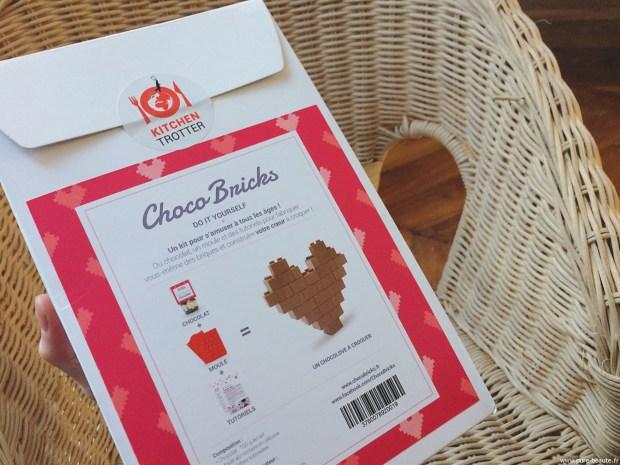 composition kit chocobricks kitchen trotter