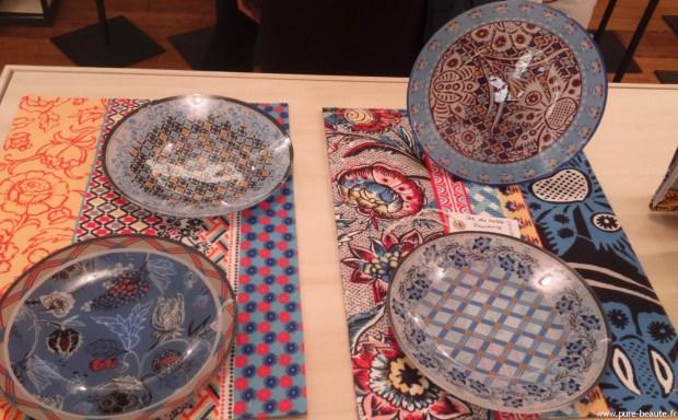 Fragonard - vaisselle