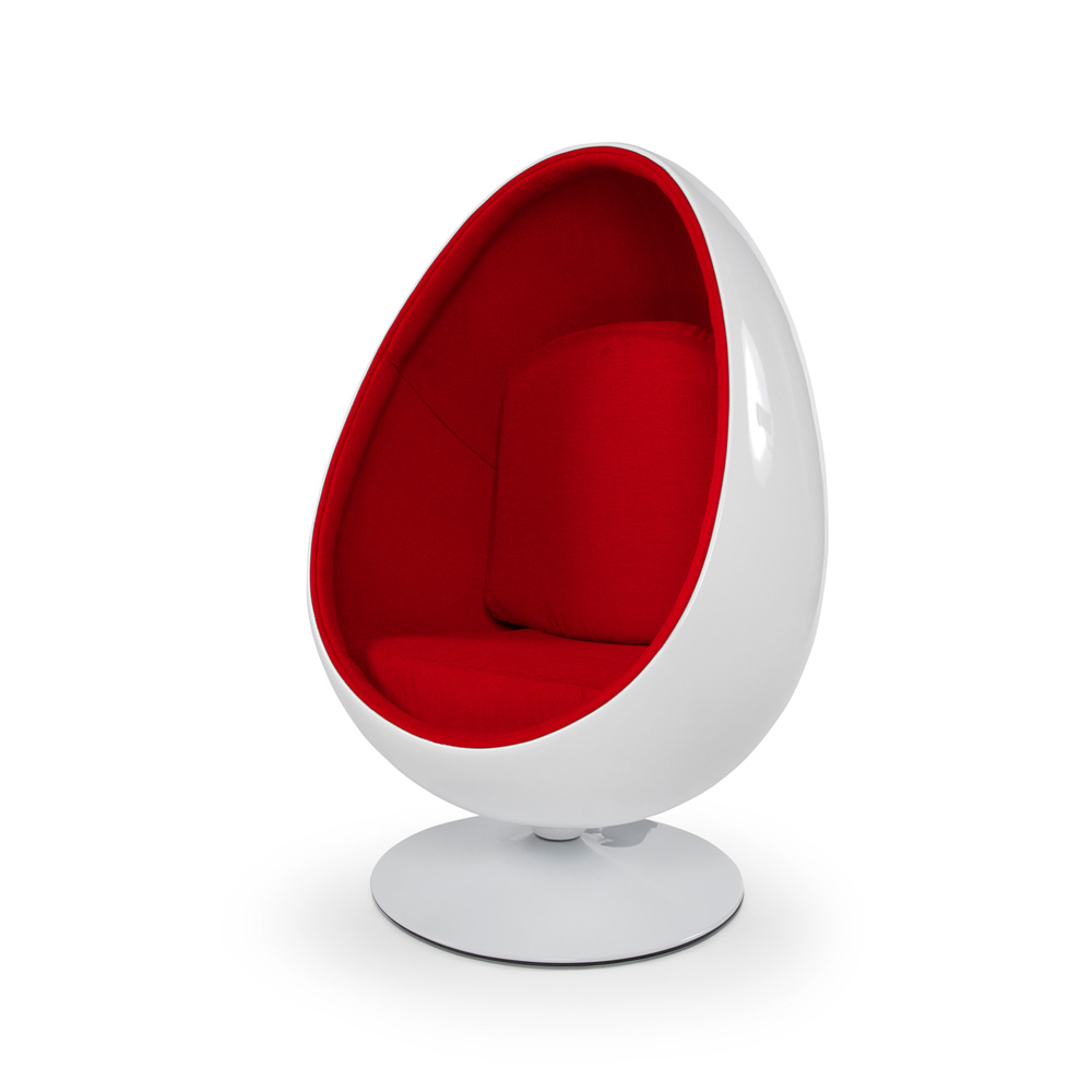 fauteuildesignrouge  Le Blog Dco de Pure Dco