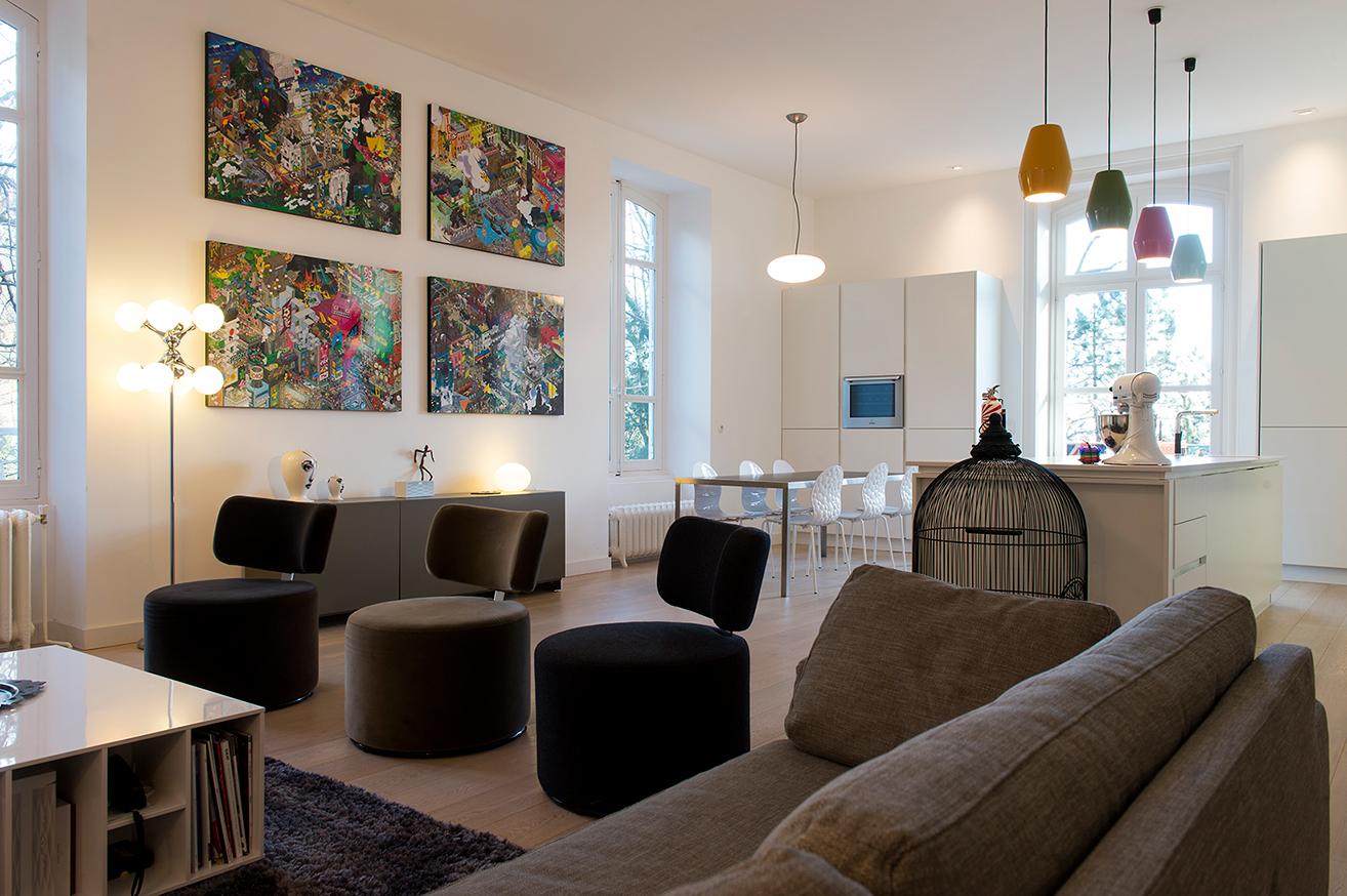 Achat Espace Atypique Lyon salon archives - pure lodges - acheter un appartement