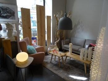 Vue de la boutique 1 - Béatrice Collin