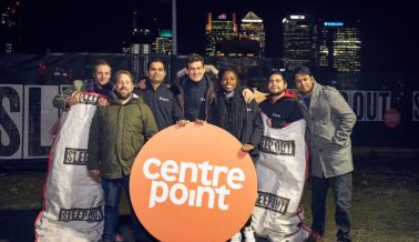Pure takes on Sleep Out London