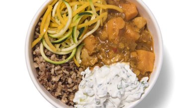 Sweet Potato Gobi – Now Vegan!