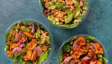 New Salads