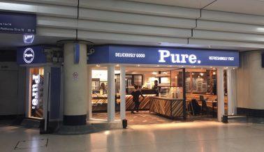 Pure No.16 – Victoria Station
