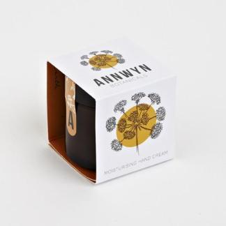 Annwyn botanicals Mousturising Hand Cream