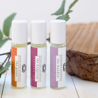 Bloomtown Roll-On Infused Oils