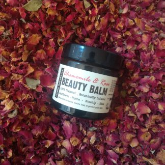Living Naturally Chamomile & Rose Beauty Balm