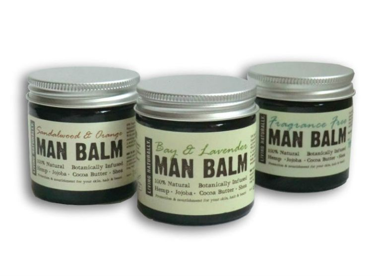 Living Naturally Man Balm