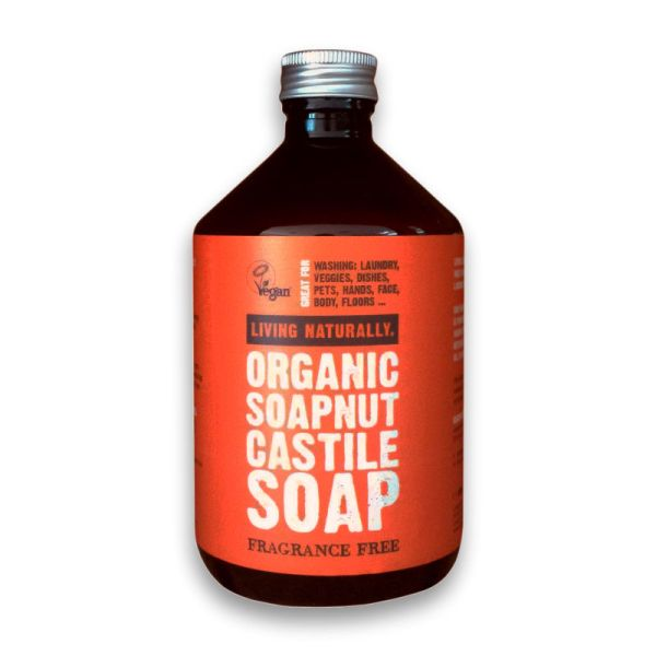 Living Naturally Organic Castile Soap
