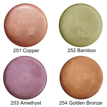 Zao Cream Eye Shadow Colours All Natural