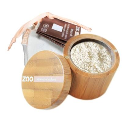 Zao Mineral Silk Powder 500