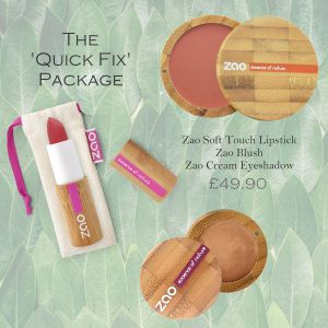 Zao Quick Fix Package