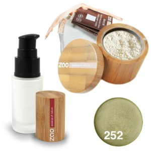 Zao Makeup The Quick Fix Package 252