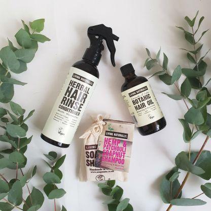 All Natural Hair Gift Set