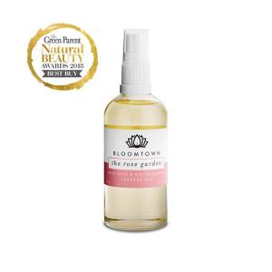 Bloomtown Rose Garden Body and Bath Oil