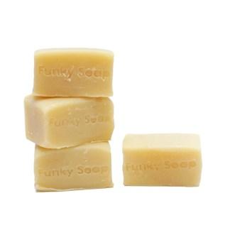 Funky Soap Oatmilk & Argan Oil Shampoo Bar