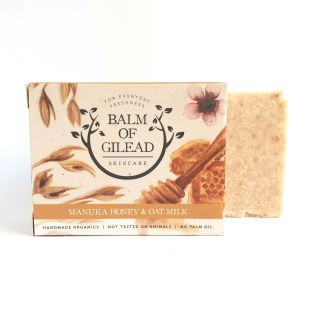 Balm of Gilead Manuka Honey and Oat Milk Soap