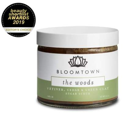 Bloomtown The Woods Sugar Scrub 285g