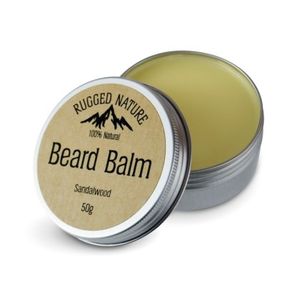 Rugged Nature Sandalwood Beard Balm